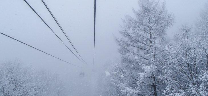 八方尾根スキー場オープン!!