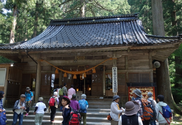雄山神社 (2)